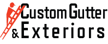 Custom Gutter and Exteriors Logo